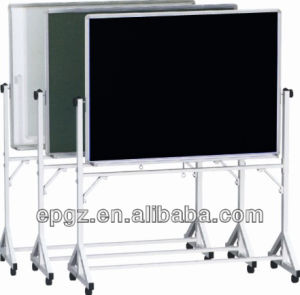 Movable White & Black Board for Classroom & Meeting Room, Classroom Movable White& Black Board pictures & photos