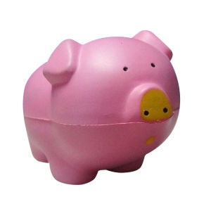 Promotional Gift Pig Shape Anti Stress pictures & photos