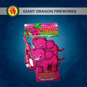Pink Elephant Fireworks Toy Fireworks pictures & photos