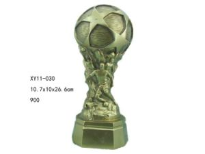 Polyresin Sport Trophy Cup (XY11-030)