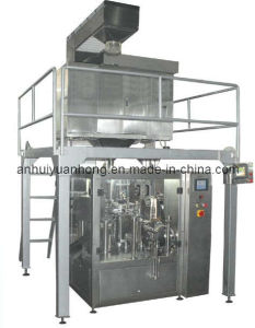 Automatic-Liner Filling and Sealing Machine (MR6/8-B200K) pictures & photos