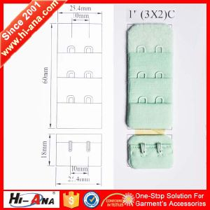 ISO 9001: 2000 Certification Good Price Bra Hook pictures & photos
