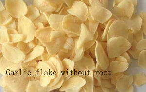 Export Japan Quality Stardard Garlic Flake Air Dried Top Quality pictures & photos