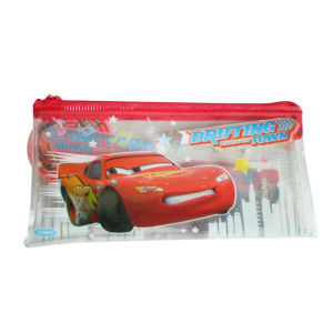 Customize PVC Plastic Pencil Bags with Cartoon Printing pictures & photos