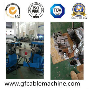 Electric Wire Extruder Machinery U7 Self-Centering Extrusion Crosshead Mould pictures & photos