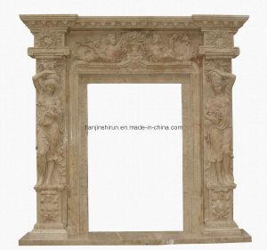 Stone Door Surround (HY280) pictures & photos