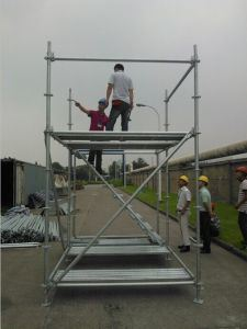 All Round Ringlock System Scaffolding for Sale pictures & photos