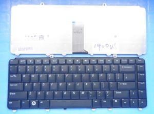 New Laptop Keyboard for DELL 1400 1420 1525, Us Sp Notebook Keyboard Black, Sliver pictures & photos