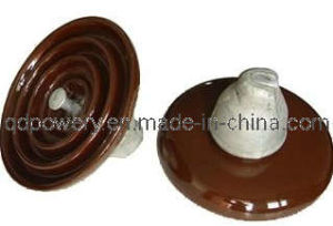 Disc Suspension Insulator Made of Porcelain Insulator pictures & photos