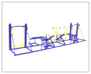 Fitness Combination a Outdoor Fitness Equipment (JML-21) pictures & photos