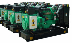 Cummins Diesel Generator Set/ Diesel Genset/ Diesel Engine (21KW-50KW) pictures & photos