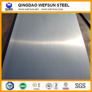 Steady Productioon Cold Rolled Steel Plate pictures & photos