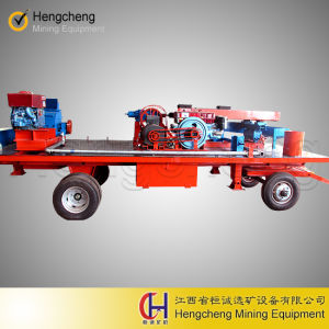 Mobile Gold Concentrator for Alluvial Gold (HC-2156)
