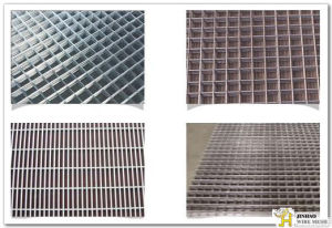 Hot-DIP Galvanized Welded Wire Mesh-ISO9001factory (JH-002)