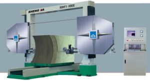 Wire Cutting Machine (SDNFX-2000)