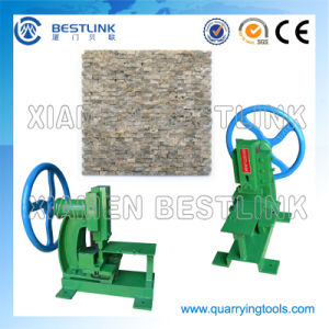 Split Face Stone Mosaic Cutting Machine From Bestlink pictures & photos