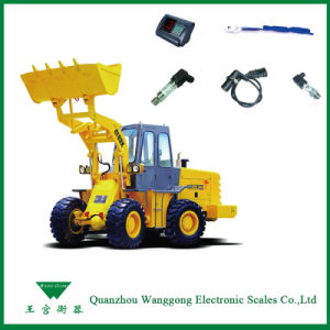 Front Loader with Digital Weighing Scales pictures & photos