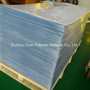 1.0mm Rigid PVC Transparent Sheet for Offset Printing pictures & photos