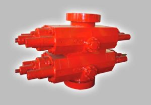 API Certified Well Control Equipment Bop: Double RAM Bop