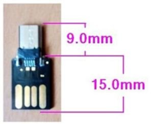 Andorid 2in1 OTG USB Flasah Drive (OM-P415) pictures & photos