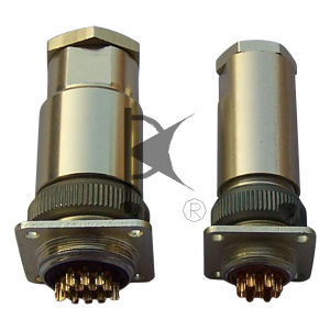 Circular Connectors (PC-10 Type) pictures & photos