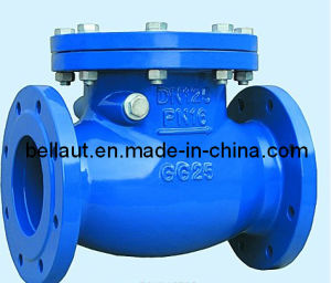 Lifting Check Valve