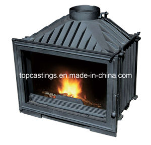 Fireplace Cast Iron Insert Stove Tst046