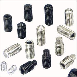 Hexagon socket screws(DIN913/DIN914) pictures & photos