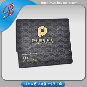 PVC Plastic Smart Chip Contactless Classic One Proximity Card pictures & photos