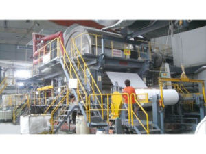 Vacuum Cylinder Mould Tissue Machine pictures & photos