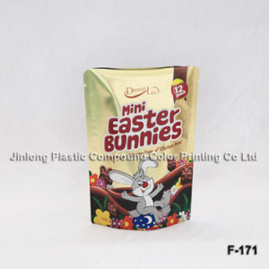 Stand up Chocolate Packaging Bag pictures & photos