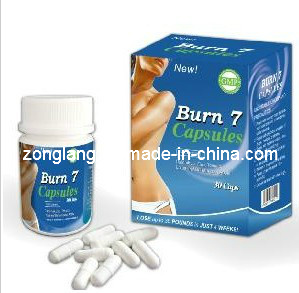 Burn 7 New Herbal Slimming Capsule (CS035-B7) pictures & photos