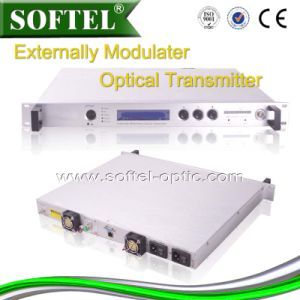 High Power CATV 1550nm Externally Modulated Transmitter pictures & photos