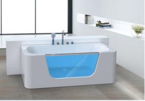 Bathtub, Acrylic Bathtub, Simple Bathtub (GT-063)