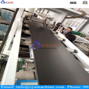PVC Sheet Extrusion Line/PVC Soft Sheet Extruder Machine/Production Line pictures & photos