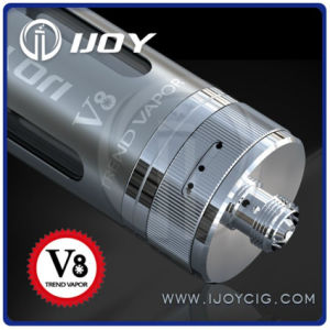 Ijoy-V8, 2014 Newest DCT& Bdc Airflow Adjustable Clearomizer