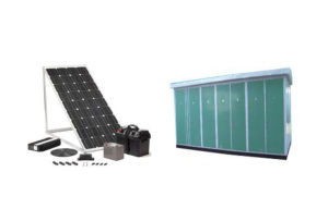 Solar Generator Solar Power Distribution System pictures & photos