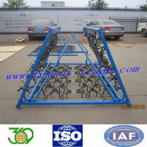 Pasture Drag Harrow for Compact or Small Tractors pictures & photos