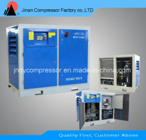 Stationary Oilless Screw Air Compressor pictures & photos