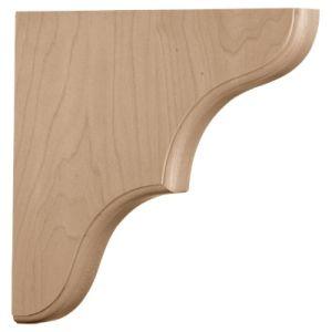 Wooden Bracket (BRK-335)