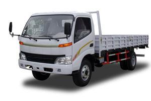 Mudan 5 Ton Cargo Truck pictures & photos