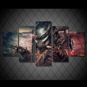 HD Printed Alien Movie Painting on Canvas Room Decoration Print Poster Picture Canvas Mc-136 pictures & photos