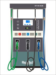 Fuel Dispenser Series (RT-W 362B) pictures & photos