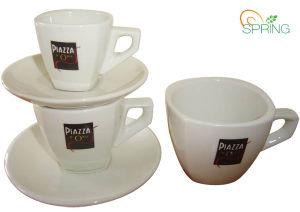 Ceramic Cup / Saucer (SPCUP001)