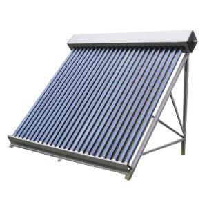 Non-Pressurized Erect-Plug Solar Collector Npc-58 pictures & photos