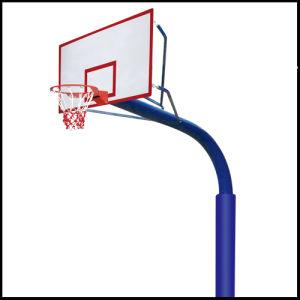 Rainbow Arm Ground Basketball Stand / Post / Backstop (XP2028)