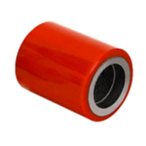 PU Forklift Single Wheel (Red) (3011) pictures & photos