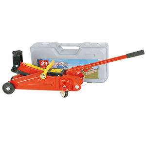 Hydraulic Floor Jack, Floor Jack, Heavy Duty Floor Jack (WTCY-27) pictures & photos