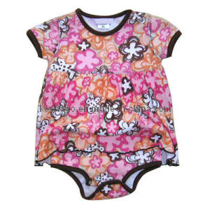 Infant Skirt Romper pictures & photos
