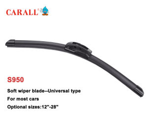 3 in 1 Soft Wiper Blade, Universal Type (S950) pictures & photos
